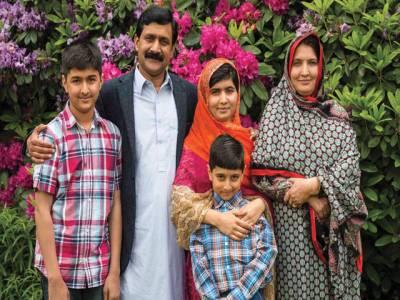 ملالہ یوسفزئی کے خاندان نے 2015ءمیں وطن واپسی کا عندیہ دیدیا