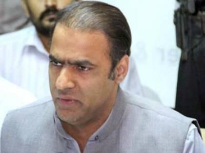 """تحریک انصاف کے """"عسکری ونگ"""" نے دہشت گردی کا ماحول گرم کیا: عابد شیر علی"""