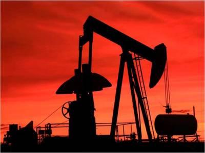 خام تیل کی قیمت مزید 4 فیصد گر گئی