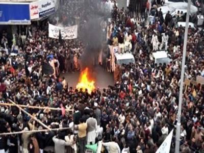 لاہور 13 حصوں میں تقسیم، تحریک انصاف نے احتجاج کے انتظامات مکمل کرلئے