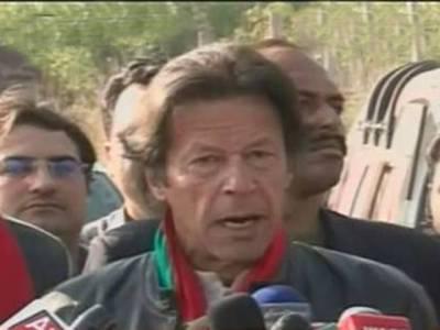 عمران خان کا سانحہ پشاور کے نظرپیش ملک گیر احتجاج ملتو ی کرنے کا اعلان