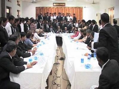 سانحہ پشاور ،پاکستان بار کونسل کاکل ملک گیر ہڑتال کااعلان