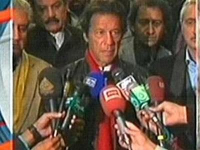 سانحہ پشاور پاکستان کی ناکامی، وقت آ گیاکہ ساری قوم ایک ہو جائے: عمران خان