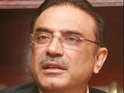 سانحہ پشاور ، آصف علی زرداری کی شدید الفاظ میں مذمت