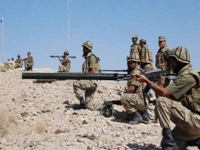 سیکیورٹی فورسز کی کارروائی ،ایک شدت پسند ہلاک،علاقے میں کرفیو نافذ