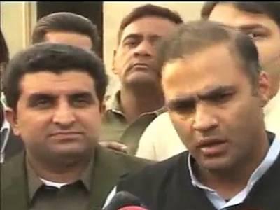 پی ٹی آئی کارکن قتل کیس ، وزیر مملکت عابد شیر علی اور ایم پی اے طاہر جمیل جے آئی ٹی کے سامنے پیش