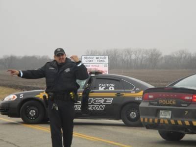 وہ شہر جس کی پولیس ڈرائیورو ں کو روک کر جرمانہ کر نے کی بجائے انعام دیتی رہی