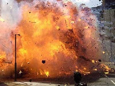 قبائلی علاقے میں فٹ بال میچ کے دوران دھماکہ ، کم ازکم پانچ افراد جاں بحق