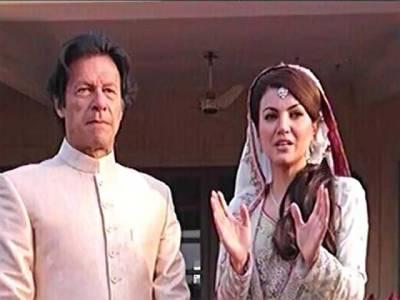 ریحام خان نے عروسی جوڑا 60 ہزار روپے میں خریدا