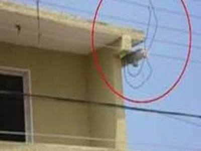 وزیراعلیٰ ہاﺅس خیرپور میں بجلی چوری پکڑی گئی