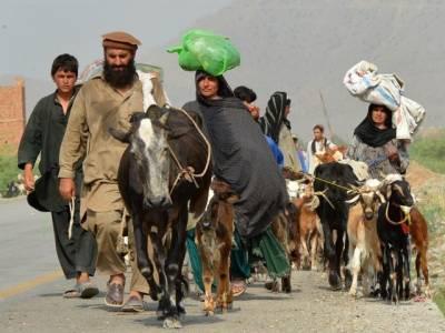 جنوبی وزیرستان: افغان مہاجرین کو تین دن میں وانا خالی کر نے کا حکم