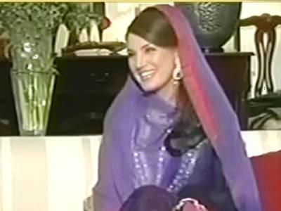 دوسری شادی کی بات کی تو گھر والوں نے دوبارہ' طلاق' کا خدشہ ظاہر کیا: ریحام خان
