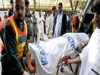 راولپنڈی میں موٹر سائیکل سواروں کی فائرنگ سے دو افراد جاں بحق