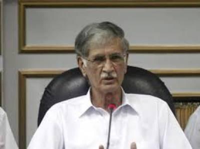 وزیراعلیٰ پرویز خٹک نے مردان ٹول پلازہ ختم کرنیکا اعلان کردیا