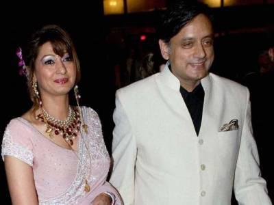 ششی تھرواہلیہ قتل کیس،بھارت کا پاکستانی صحافی کو بھی شامل تفتیش کرنے کا منصوبہ