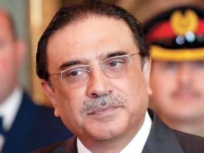 آصف علی زرداری لاہور پہنچ گئے