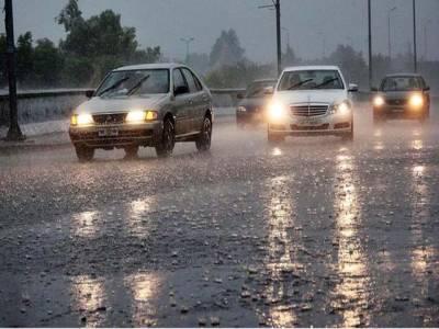 لاہور کوئٹہ سمیت پنجاب کے دیگرشہروں میں بارش ،کوئٹہ میں برفباری