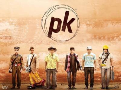 'پی کے'کے فلم سازوں پر کہانی چوری کا مقدمہ