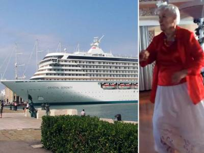شوہر کی آخری خواہش پوری کرنے کیلئے 86 سالہ بڑھیا نے زندگی کو انوکھا رنگ دے دیا