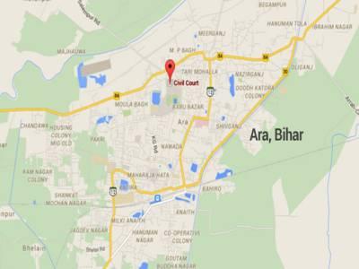 بھارتی عدالت میں خود کش حملہ ، تین افراد جاں بحق