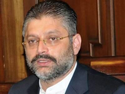 اپوزیشن لیڈر کا شرجیل میمن پر ٹی ایم او سے مہنگے سوٹ اور گاڑی کیلئے رشوت مانگنے کا الزام