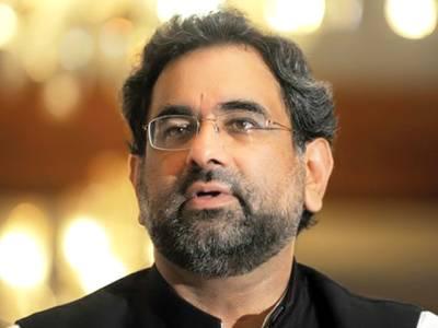 پٹرول بحران کی وجہ میڈیا کی غلط رپورٹنگ ہے :شاہد خاقان عباسی