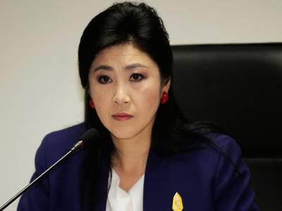 تھائی پارلیمنٹ نے سابق وزیرِ اعظم ینگ لک شیناوترا کے مواخذے کی منظوری دے دی