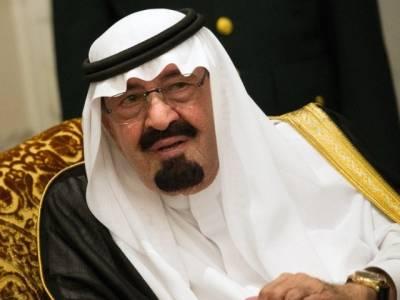 مرحوم فرمانروا شاہ عبداللہ کی غائبانہ نماز جنازہ کل فیصل مسجد میں ادا کی جائے گی: سعودی سفارتخانہ
