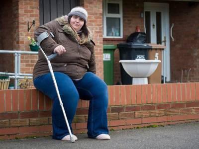 دنیا کی عجیب ترین بھاری بھرکم خاتون جو اپنا وزن کم نہیں کرنا چاہتی کیونکہ۔۔۔