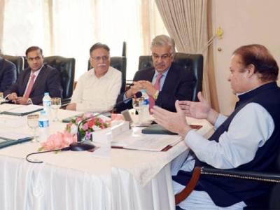 وزیر اعظم میاں نواز شریف نے بحلی بحران پر اعلی سطحی اجلاس طلب کرلیا