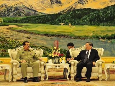 چین کی سیاسی قیادت سے بھی جنرل راحیل شریف کی ملاقاتیں ، دنیا بدلتے ہوئے ماحول کو سمجھے :آرمی چیف