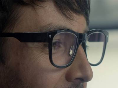 وہ حیرت انگیز عینک جو آپ کی آنکھوں پر نظر رکھے