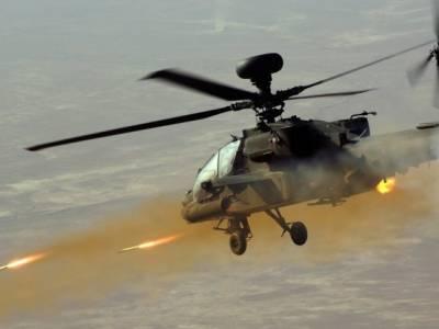 پاک فوج کی فضائی کاروائی ، دہشت گردوں کے ٹھکانے تباہ