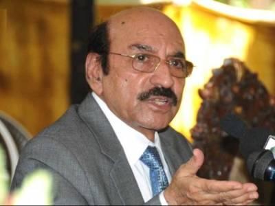 ایم کیو ایم نے وزیرعلیٰ ہاﺅس پر احتجاج نہیں حملہ کیا:قائم علی شاہ