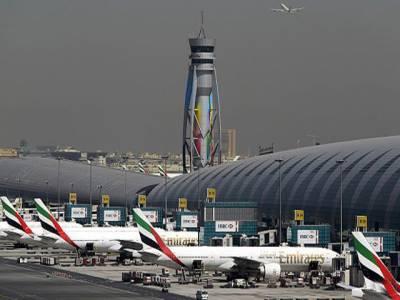 دبئی ایئرپورٹ دنیا کا مصروف ترین ہوائی اڈہ بن گیا