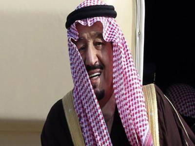 نئے سعودی بادشاہ سوشل میڈیا کی مقبول ترین شخصیت بن گئے