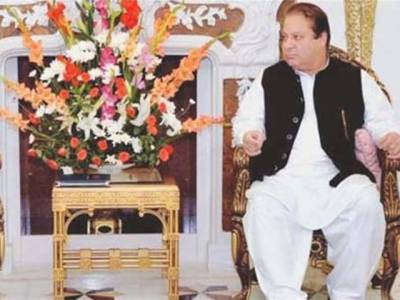 بھارت میں تعینات پاکستانی ہائی کمشنر کی وزیراعظم سے ملاقات، برابری کی بنیاد پر تعلقات چاہتے ہیں: نوازشریف