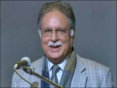 یوٹرن کے بادشاہ عمران خا ن نے ایک بار پھر یوٹرن لے لیا:پرویز رشید