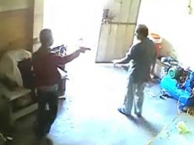 فیکٹری سپروائز ر قتل کیس میں اہم پیش رفت ،2بھتہ خور گرفتار