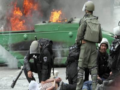 لبنانی سرحد کے قریب اسرائیلی فورسز کی گاڑیوں پر میزائل حملہ،15فوجی ہلاک