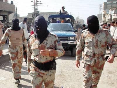 کراچی کے علاقے فقیرا گوٹھ سے غیر ملکی جاسوس گرفتار