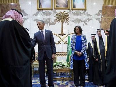 کیا اوباما زبردستی اپنی بیگم کو سعودی عرب لے گئے؟دلچسپ باتیں سامنے آگئیں