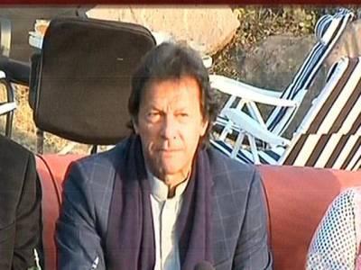 الیکشن ٹریبونل نے عمران خان کی این اے 122کی دوبارہ انکوائری کی درخواست مسترد کر دی