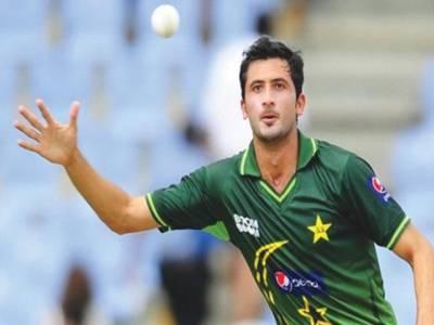 فٹنس ٹیسٹ پاس کرنے میں ناکامی ، جنید خان ورلڈ کپ سکواڈ سے باہر ہوگئے