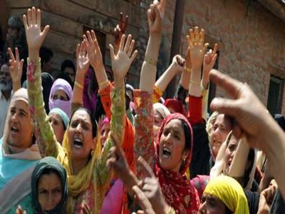 فوجی عدالتیں زیادتی کا شکار کشمیری خواتین کو انصاف نہ دے سکیں: بھارتی جج