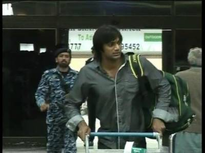 جنید خان کی جگہ راحت علی ورلڈ کپ کیلئے پاکستانی سکواڈ میں شامل