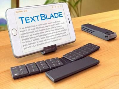 موبائل اور ٹیبلیٹ کے لیے حیران کن Key Board ، اب ٹائپنگ ا نتہائی آسان