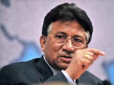 ایم کیو ایم کے وفد کی سابق صدر پرویز مشرف سے ملاقات