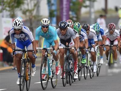 ایشین سائیکلنگ چیمپئن شپ میں شرکت کیلئے پاکستانی ٹیم کا اعلان
