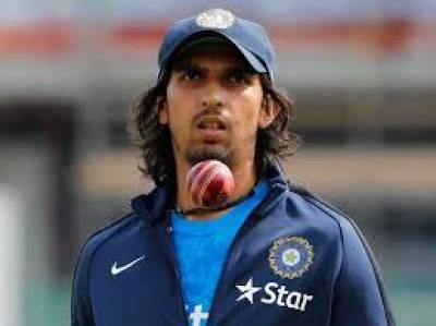 بھارتی کھلاڑی اشانت شرما ورلڈ کپ سے باہر، موہت شرما کی شمولیت کا امکان